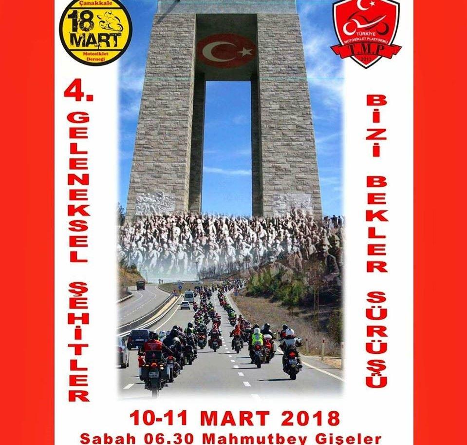 10/11 Mart Çanakkale Şehitler Bizi Bekler 4. İçerik Fotoğrafı