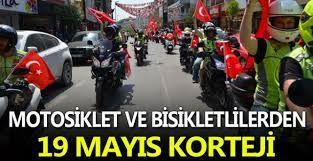 19 Mayıs ve Atatürk'e Saygı Korteji 1. İçerik Fotoğrafı