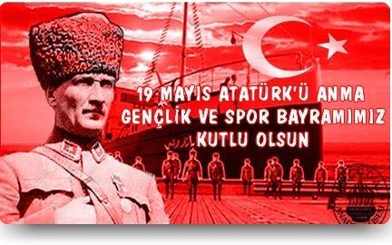 19 Mayıs ve Atatürk'e Saygı Korteji 3. İçerik Fotoğrafı