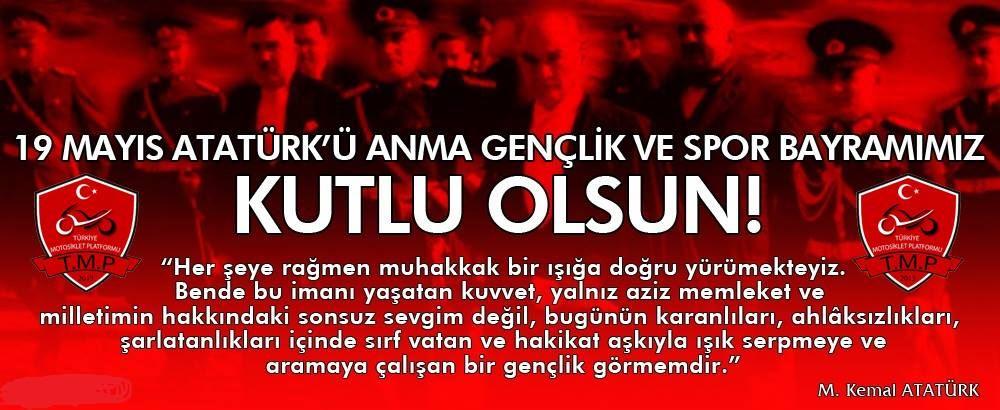 19 Mayıs ve Atatürk'e Saygı Korteji 4. İçerik Fotoğrafı