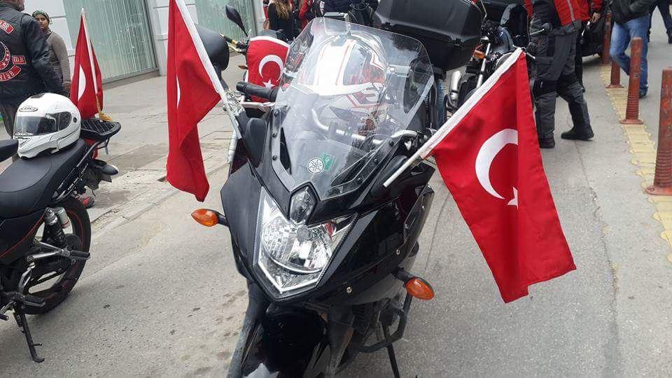 19 Mayıs ve Atatürk'e Saygı Korteji 5. İçerik Fotoğrafı