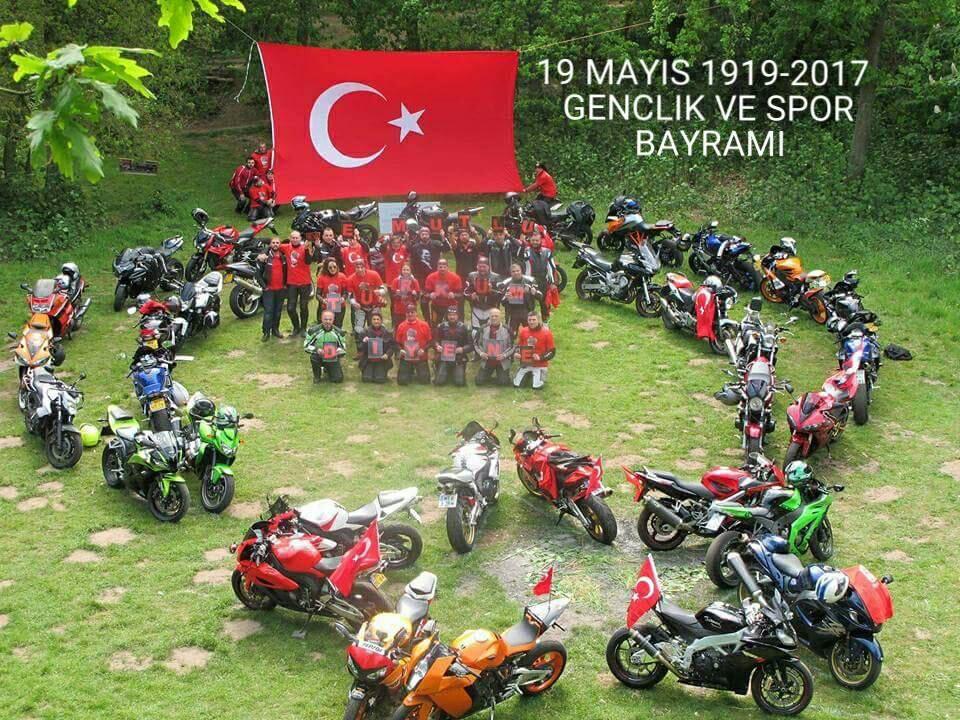 19 Mayıs ve Atatürk'e Saygı Korteji 6. İçerik Fotoğrafı