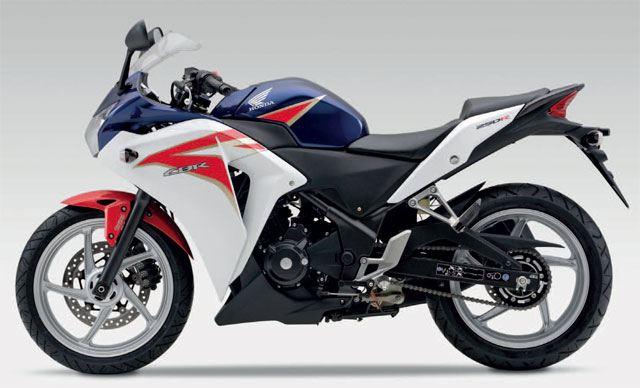 2012 Honda CBR 250R 3. İçerik Fotoğrafı