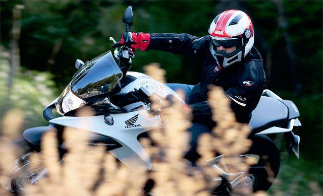 2012 Honda Crossrunner 4. İçerik Fotoğrafı