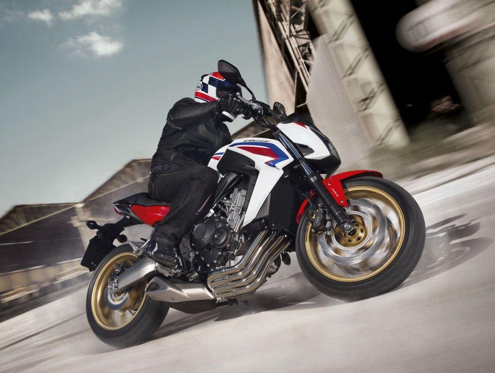 2014 Honda CB650F 2. İçerik Fotoğrafı