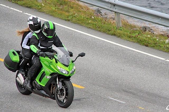 2014 Kawasaki Z1000SX 3. İçerik Fotoğrafı