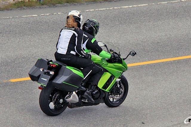 2014 Kawasaki Z1000SX 4. İçerik Fotoğrafı