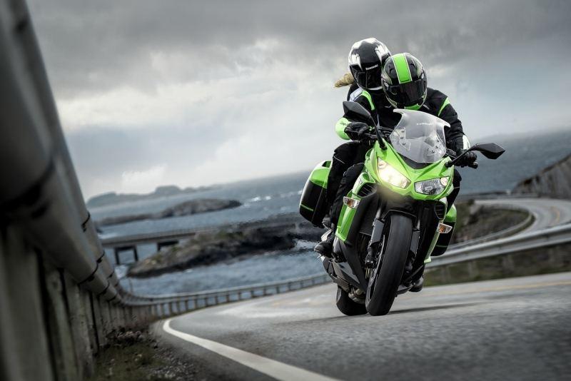 2014 Kawasaki Z1000SX 5. İçerik Fotoğrafı
