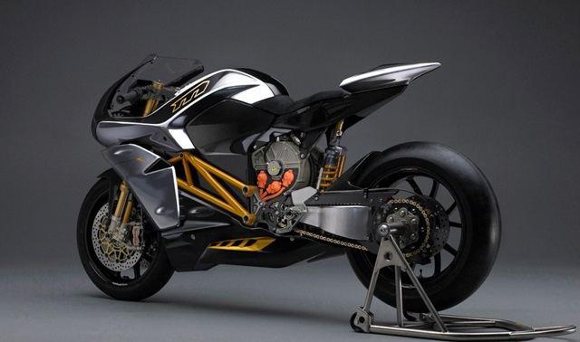 2014 Mission R e-Superbike 1. İçerik Fotoğrafı