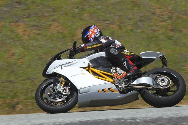 2014 Mission R e-Superbike 3. İçerik Fotoğrafı