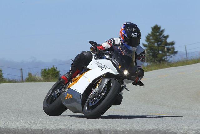 2014 Mission R e-Superbike 4. İçerik Fotoğrafı