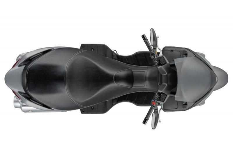 2014 Suzuki Burgman 125-200 2. İçerik Fotoğrafı