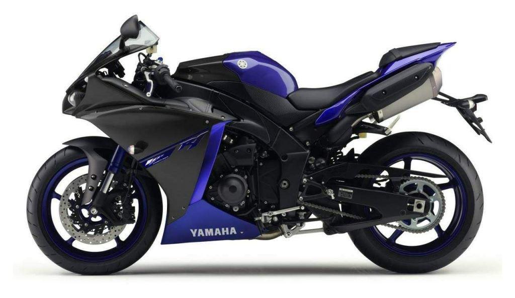 2014 Yamaha YZF-R1 2. İçerik Fotoğrafı
