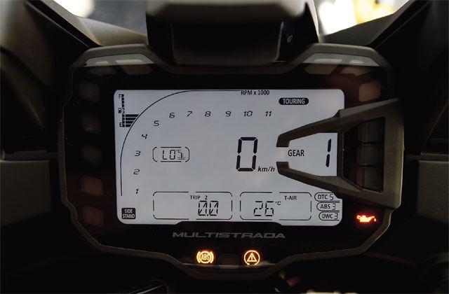 2015 Ducati Multistrada 1200 11. İçerik Fotoğrafı