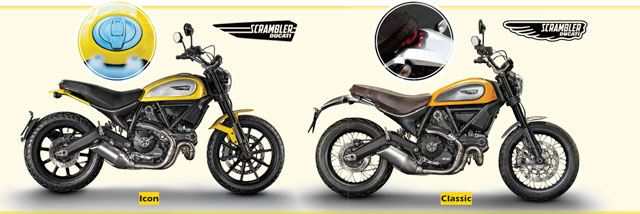 2015 Ducati Scrambler 11. İçerik Fotoğrafı