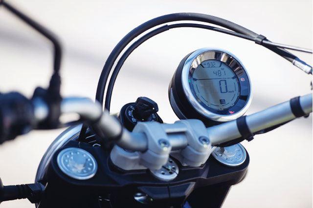 2015 Ducati Scrambler 3. İçerik Fotoğrafı