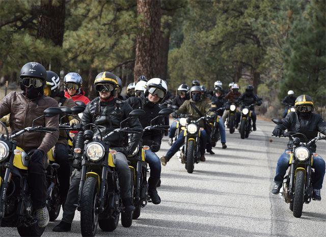 2015 Ducati Scrambler 7. İçerik Fotoğrafı