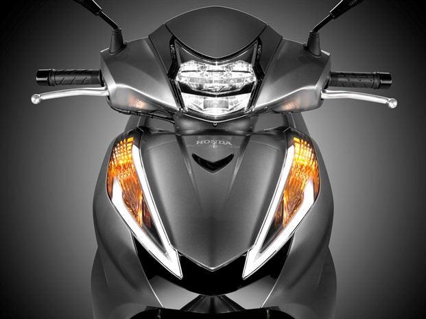2015 Honda SH300i Duyuruldu 4. İçerik Fotoğrafı