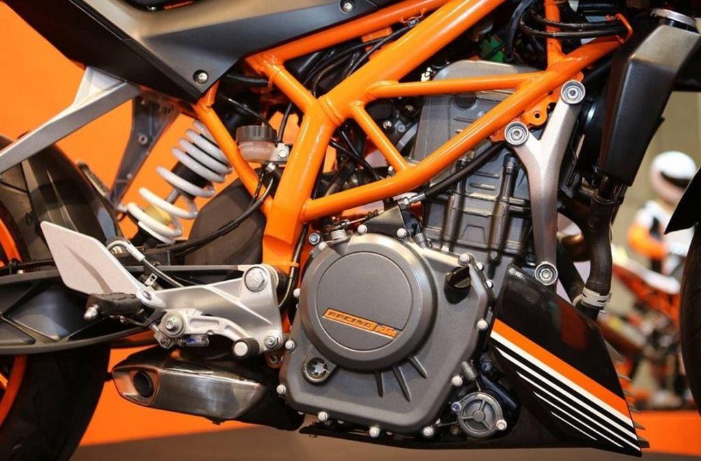 2015 KTM RC250 ve Duke 250 Görücüye Çıktı! 3. İçerik Fotoğrafı