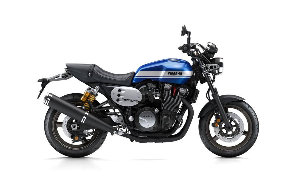 2015 Yamaha XJR 1300 1. İçerik Fotoğrafı