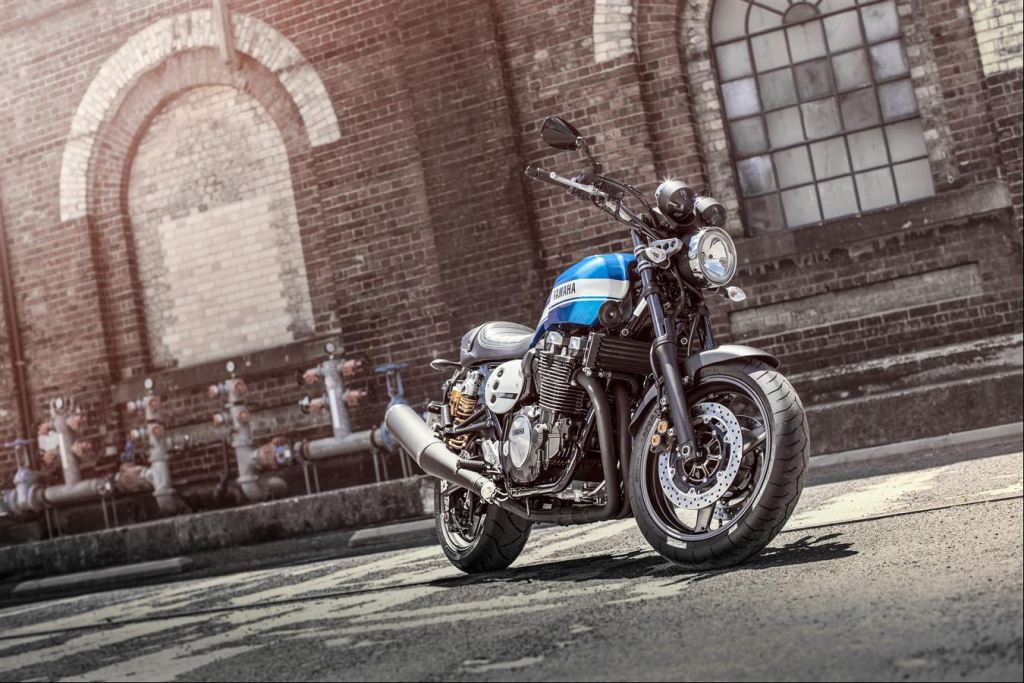 2015 Yamaha XJR 1300 9. İçerik Fotoğrafı
