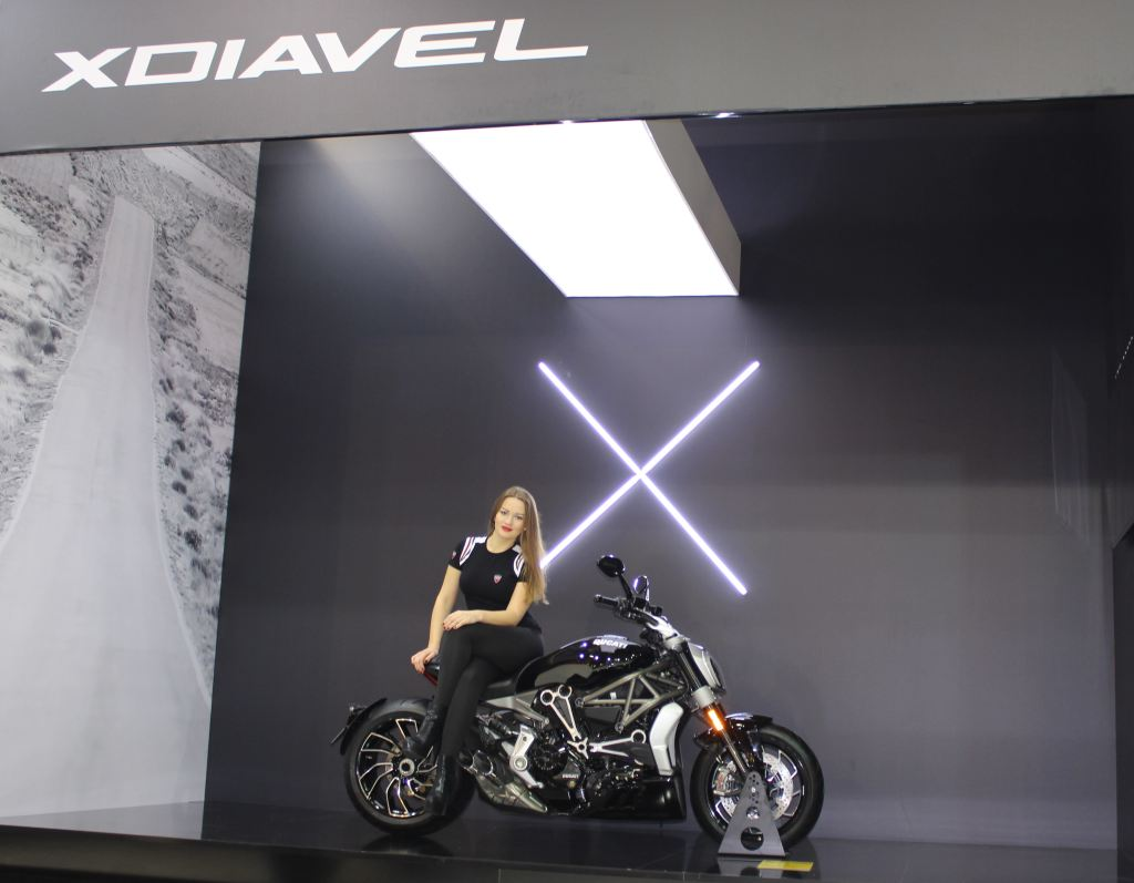 2016 – 2017 Ducati XDiavel Modeller, Amerika'da Geri Çağırılıyor! 2. İçerik Fotoğrafı