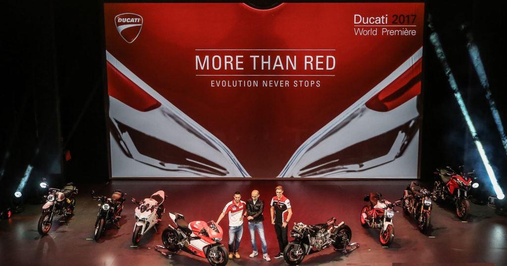2016 Ducati Satış Rakamları Arttı! 3. İçerik Fotoğrafı