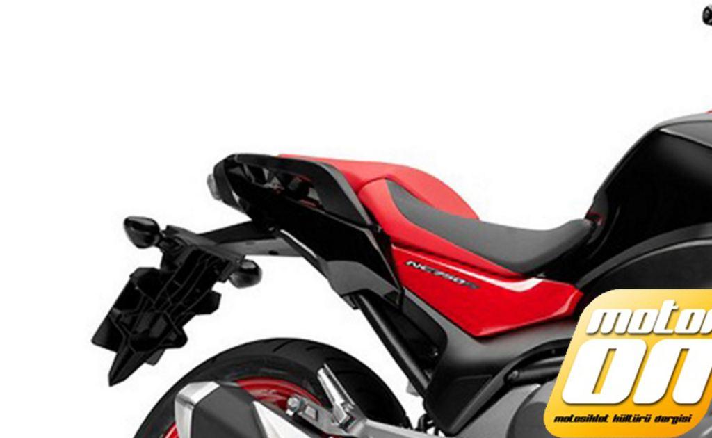 2016 Honda NC750S Ortaya Çıktı! 4. İçerik Fotoğrafı
