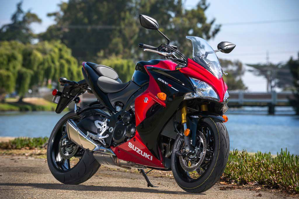 2016 Suzuki GSX-S1000 ve GSX-S1000F, ABD'de Geri Çağrılıyor 2. İçerik Fotoğrafı