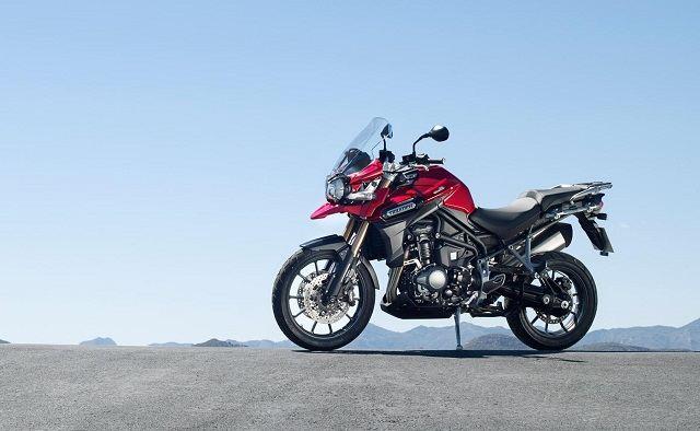 2016 Triumph Explorer Değişiklikleri Onaylandı! 2. İçerik Fotoğrafı