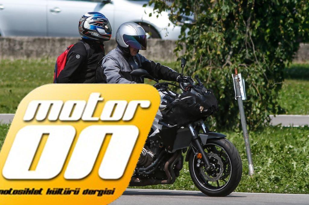 2016 Yamaha MT-07 Tracer Tekrar Görüntülendi! 1. İçerik Fotoğrafı