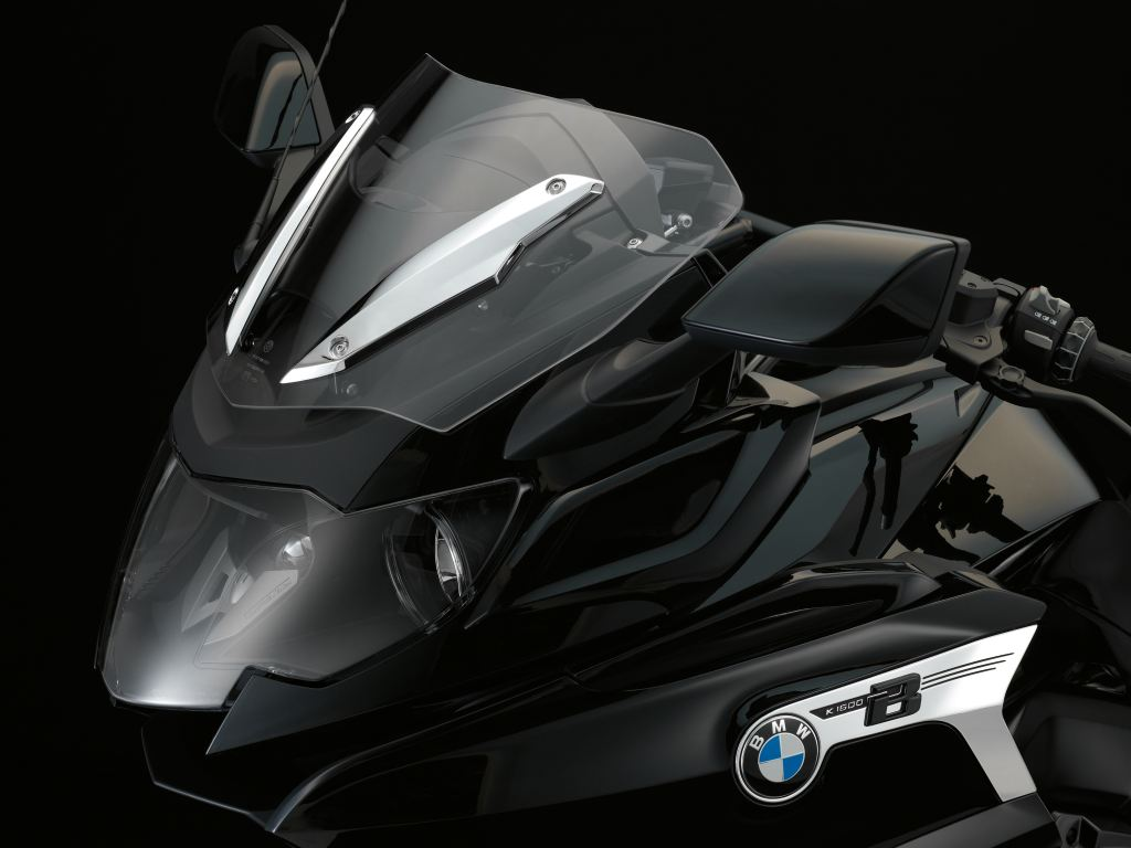 2017 BMW K 1600 B Altı silindirli koca bir dünya, yeni BMW K 1600 B 4. İçerik Fotoğrafı