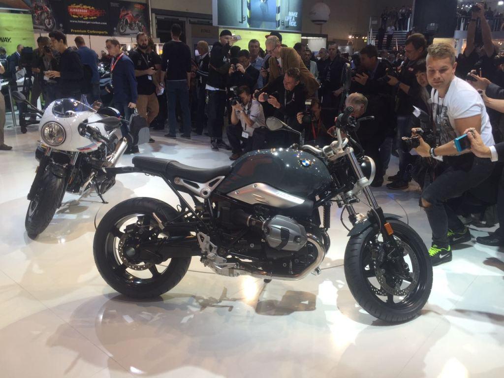 2017 BMW R NineT Racer ve R NineT Pure - Intermot 2016 2. İçerik Fotoğrafı