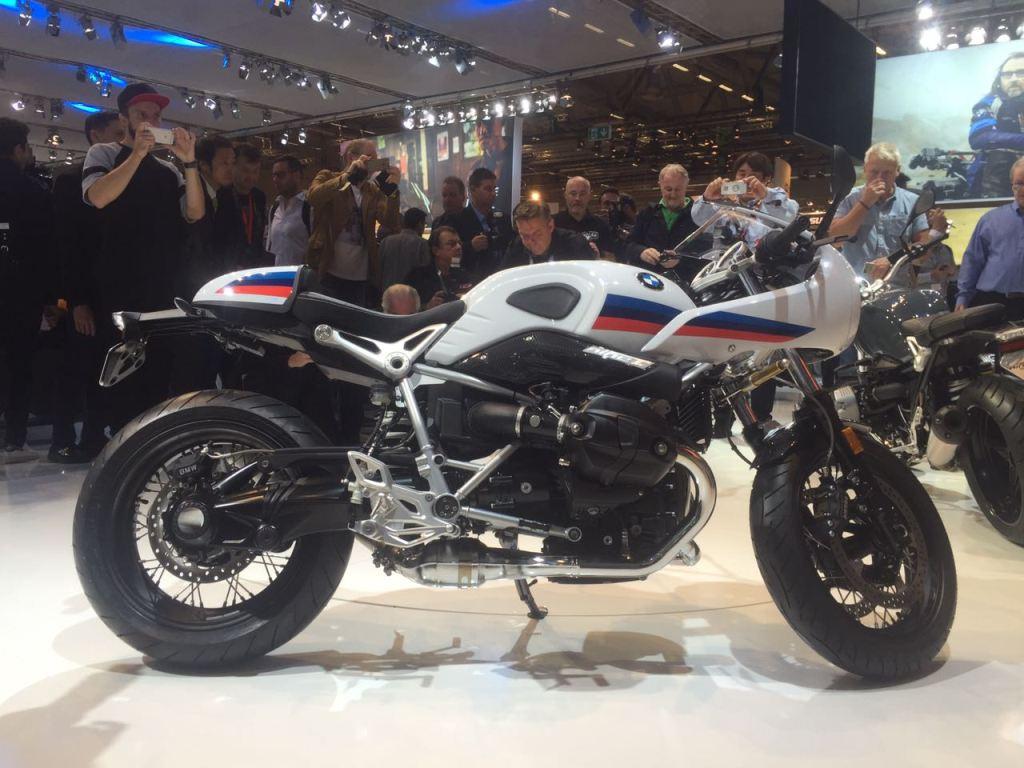 2017 BMW R NineT Racer ve R NineT Pure - Intermot 2016 4. İçerik Fotoğrafı