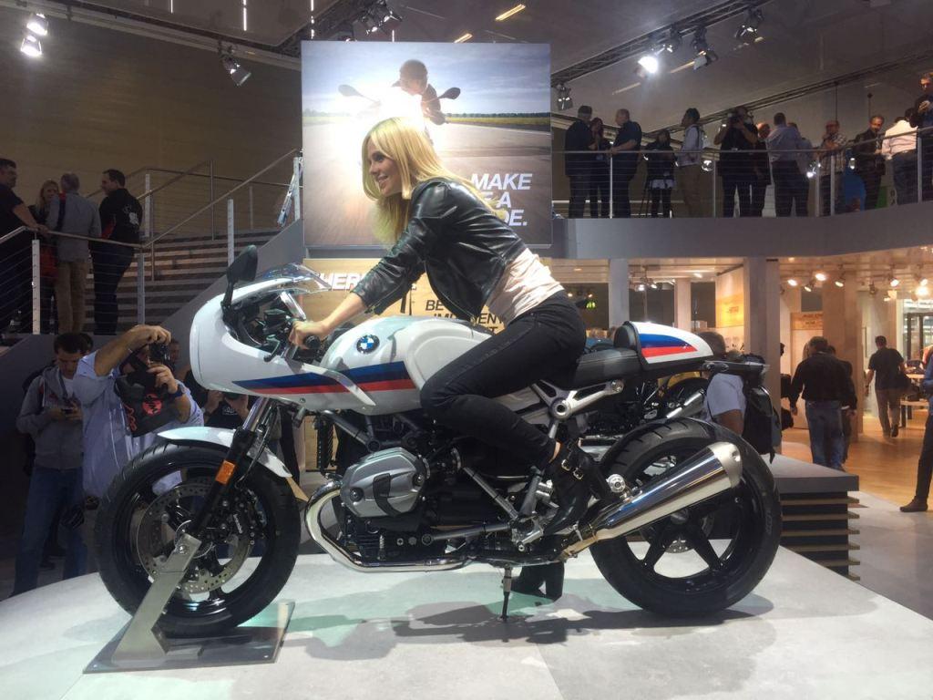 2017 BMW R NineT Racer ve R NineT Pure - Intermot 2016 5. İçerik Fotoğrafı