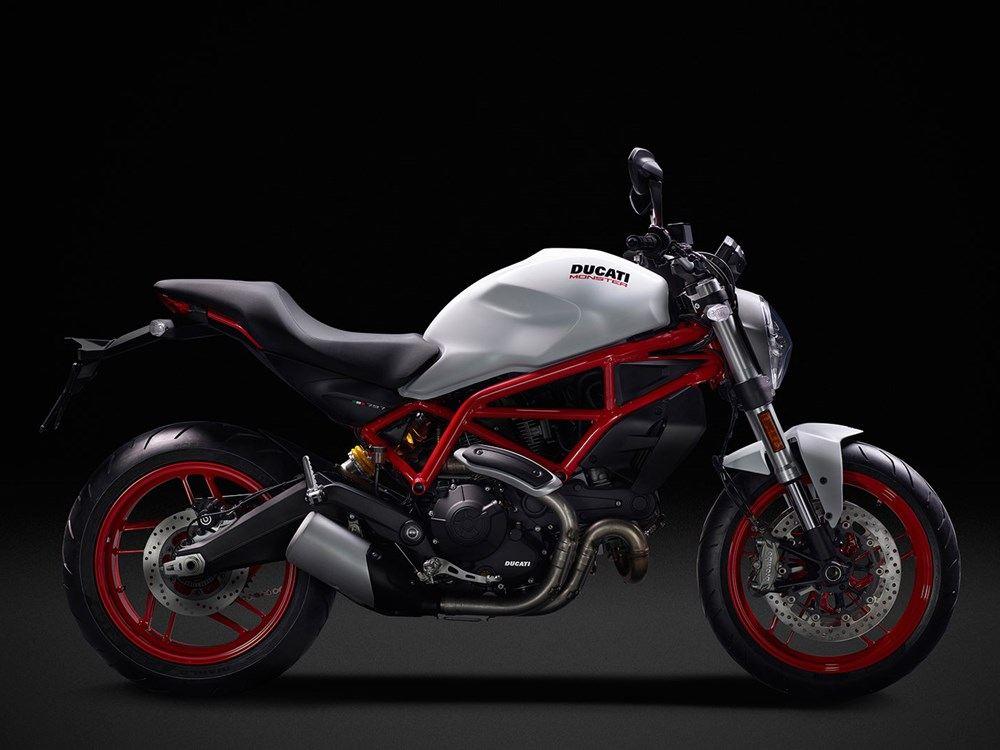 2017 Ducati Monster 797 - EICMA 2016  1. İçerik Fotoğrafı