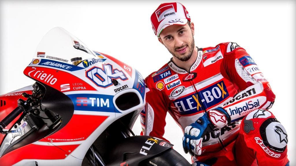 2017 Ducati MotoGP Takımı ve Desmosedici GP Tanıtımı! 3. İçerik Fotoğrafı