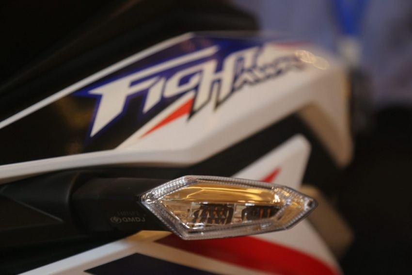 2017 Honda CBF190X, Uluslararası Çin Motosiklet Fuarı'nda! 2. İçerik Fotoğrafı