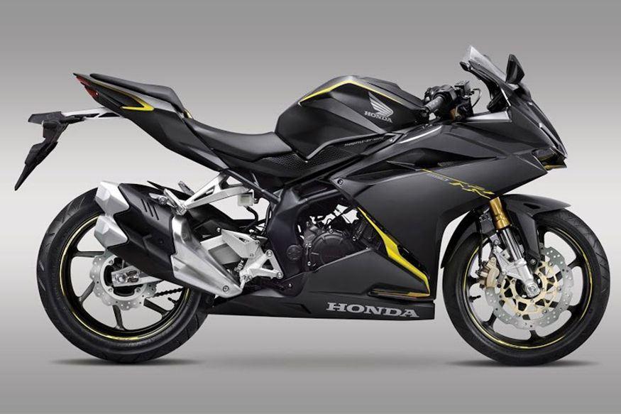 2017 Honda CBR250RR Burada ve Çok İddalı! 1. İçerik Fotoğrafı