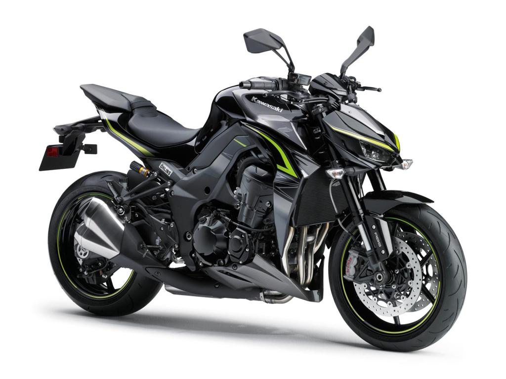 2017 Kawasaki Z1000 R Edition Geliyor! 2. İçerik Fotoğrafı