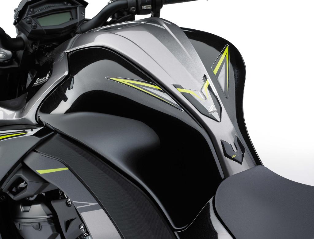 2017 Kawasaki Z1000 R Edition Geliyor! 4. İçerik Fotoğrafı