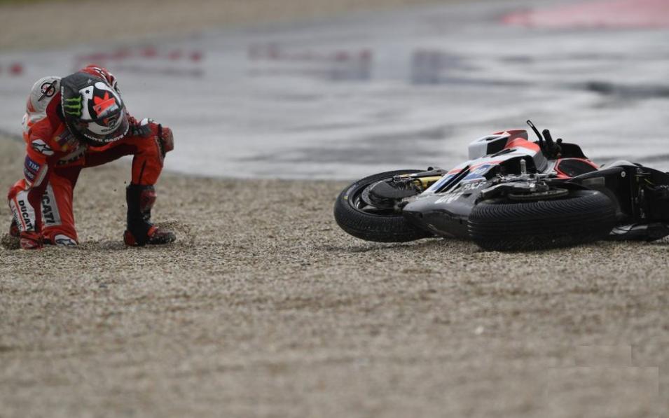 2017 MotoGP Kazaları ve Marquez'in Mucize Kurtarışı! 1. İçerik Fotoğrafı