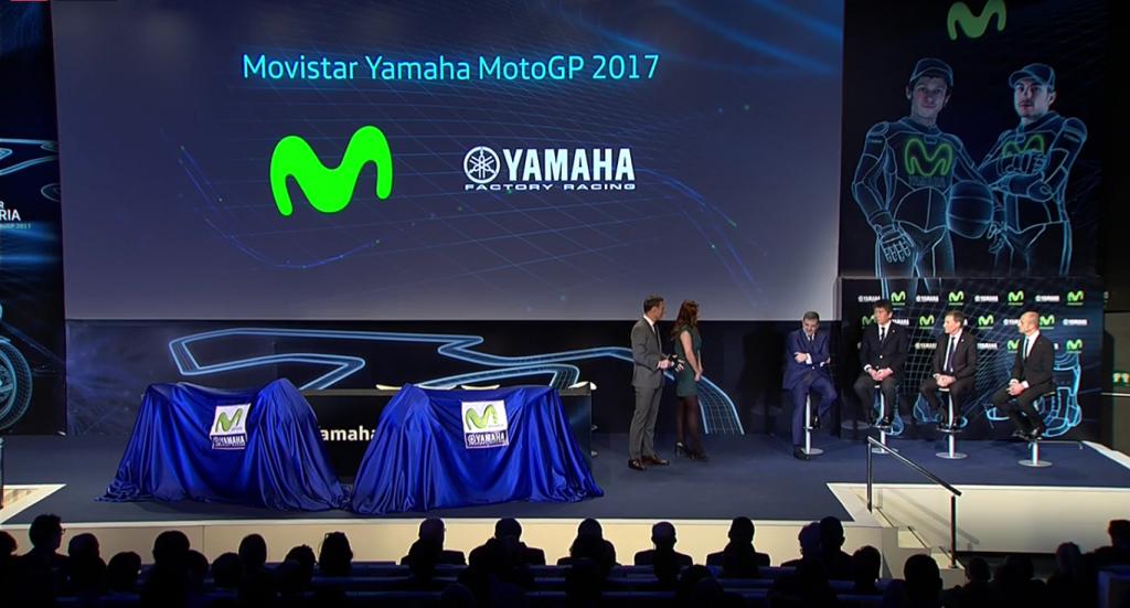 2017 Movistar Yamaha MotoGP Takımı ve 2017 YZR-M1 Tanıtımı! 1. İçerik Fotoğrafı