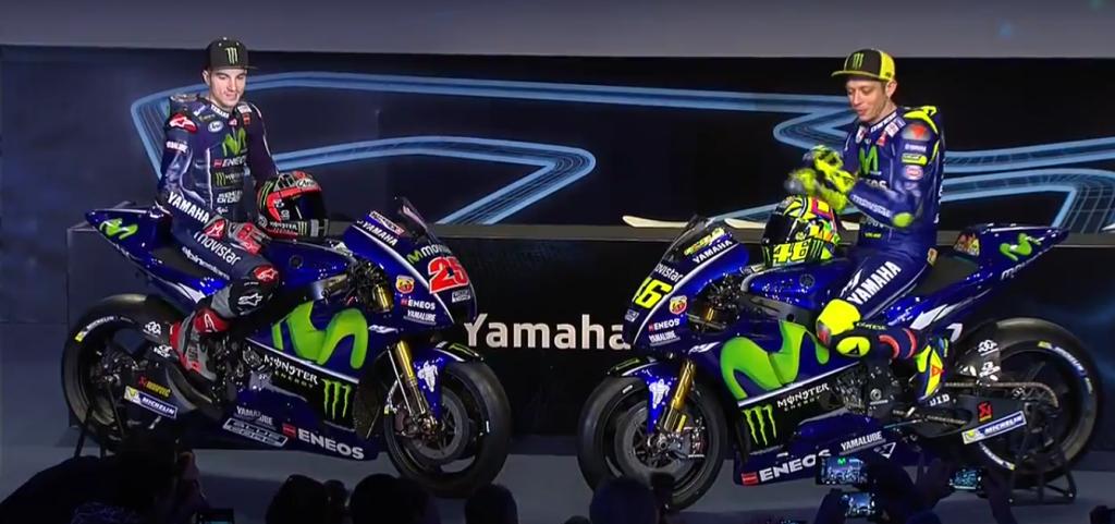 2017 Movistar Yamaha MotoGP Takımı ve 2017 YZR-M1 Tanıtımı! 2. İçerik Fotoğrafı