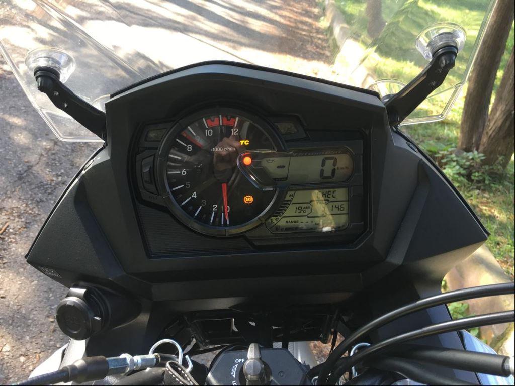 2017 Suzuki DL650 Vstrom XT  2. İçerik Fotoğrafı