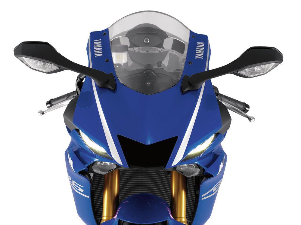 2017 Yamaha R6 AIMExpo fuarında tanıtıldı 2. İçerik Fotoğrafı