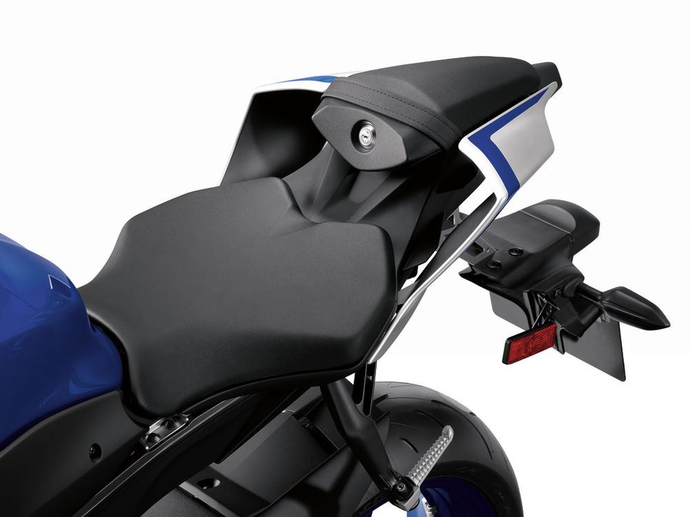 2017 Yamaha R6 AIMExpo fuarında tanıtıldı 3. İçerik Fotoğrafı