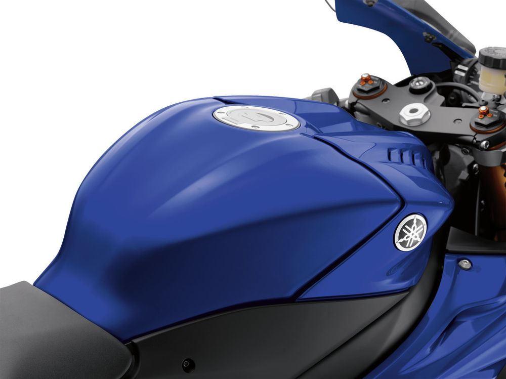 2017 Yamaha R6 AIMExpo fuarında tanıtıldı 6. İçerik Fotoğrafı