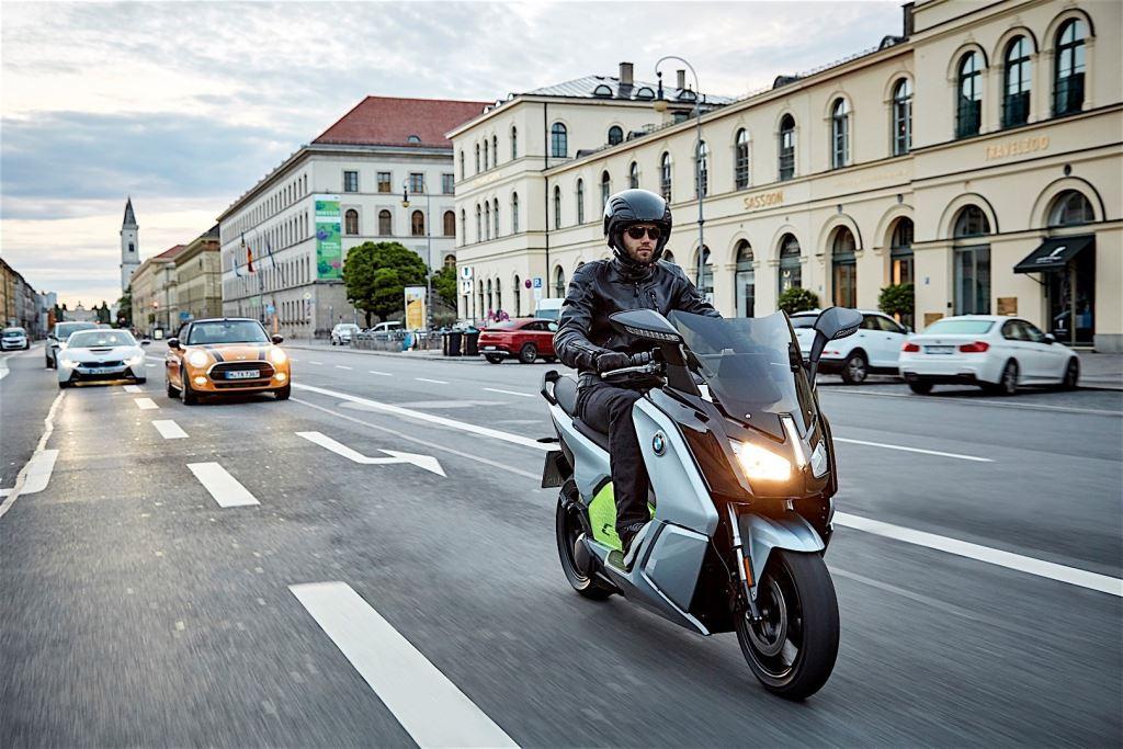 2018 BMW C Evolution, Avrupa'dan Sonra Amerika'da! 3. İçerik Fotoğrafı