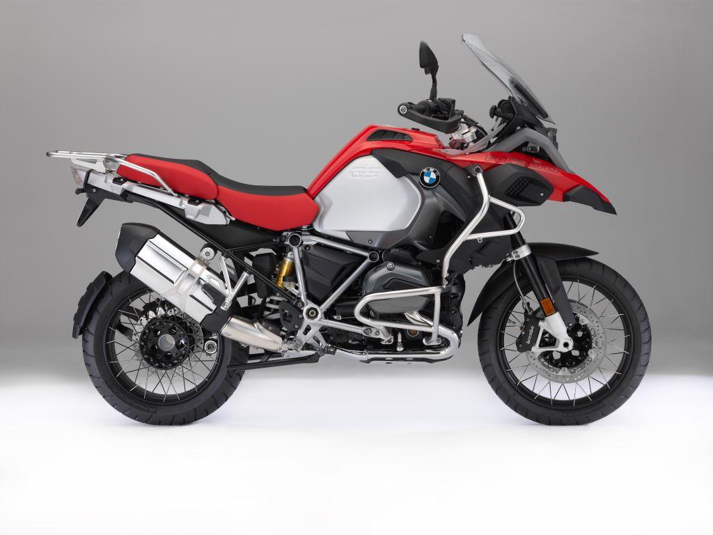 2018 BMW Motorrad Makyajlı Modeller! 1. İçerik Fotoğrafı